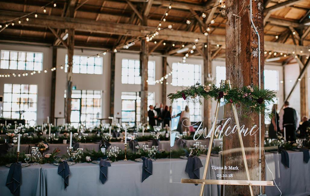 Indoor Furnishings Wedding Rental